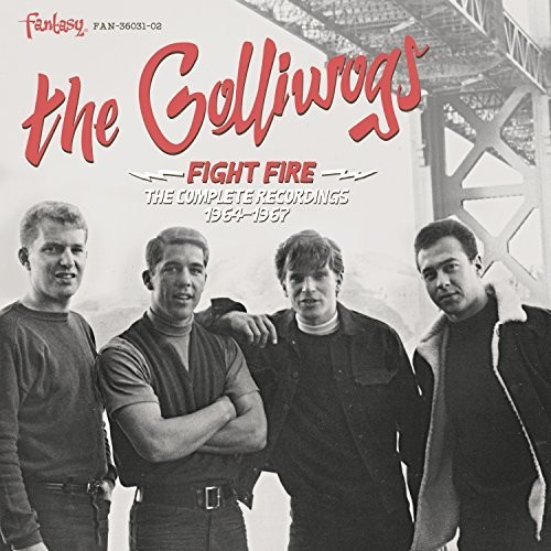 Fight Fire: The Complete Recordings 1964-1967-0