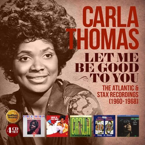 Let Me Be Good To You: Atlantic & Stax Recordings 1960-1968 (4CD boxset)-0