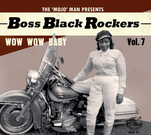 Boss Black Rockers Vol 7: Wow Wow Baby-0