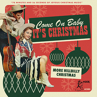 Come On Baby Its Christmas - More Hillbilly Christmas-0