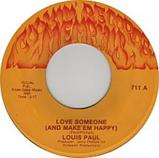 Love Someone (And Make 'Em Happy) / There Ain't Been No Rockin' (Since Rock And Roll Left Town-0
