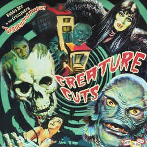Creature Cuts Vol 1.-0