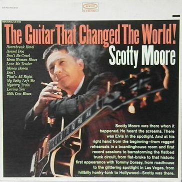 The Guitar That Changed The World (With Signatures of Scotty Moore & DJ Fontana)-0