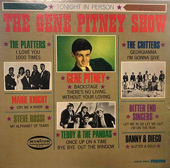 Gene Pitney Show-0