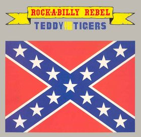 "Rock-a-billy Rebel 10""LP + Tribute to Buddy Holly 7"" EP-0"