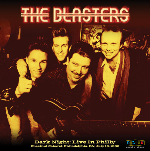 Dark Night: Live In Philly (2LP, Limited edition, RSD)-0