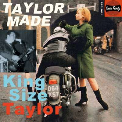 "Taylor Made 10""LP + CD-0"