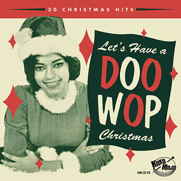 Let's Have A Doo Wop Christmas - 30 Christmas Hits-0