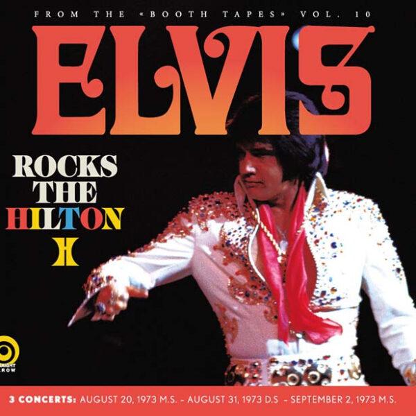 Elvis Rocks The Hilton (3CD Box)-0