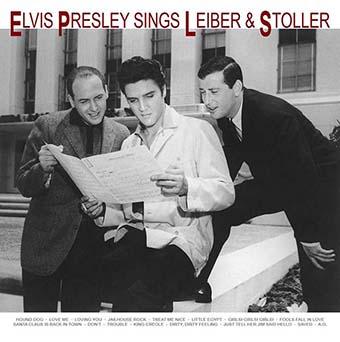 Sings Leiber & Stoller + Bonus-0