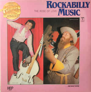 Rockabilly Music- The Rose Of Love-0