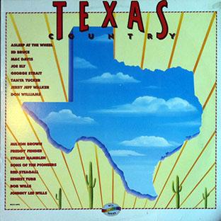 Texas Country (Texas Sesquicentennial Edition) 2LP-0