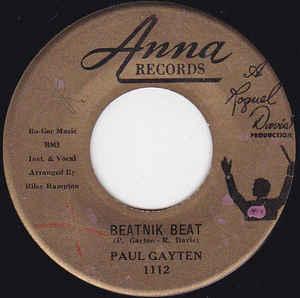 Beatnik Beat / Scratch Back-0