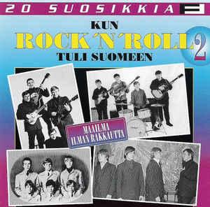 Kun Rock 'n' Roll Tuli Suomeen 2 - Maailma Ilman Rakkautta-0