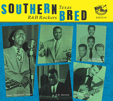 Southern Bred – Texas R&B Rockers Vol. 11-0