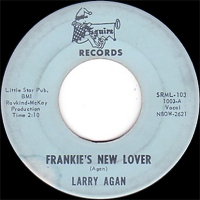 Frankie's New Lover / Just Falling In Love -0