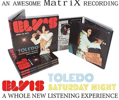 "Toledo Saturday Night April 23, 1977 ""A Matrix Recordings""-0"