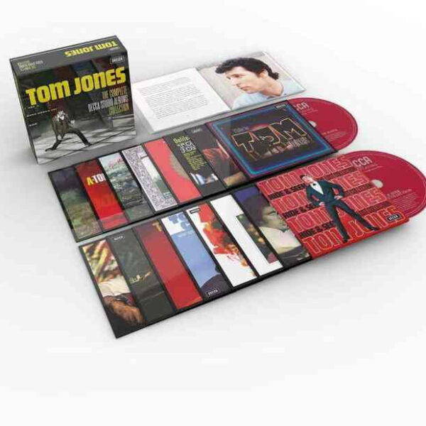 The Complete Decca Studio Albums 17CD Boxset-73831
