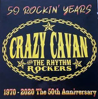 "50 Rockin Years ""1970-2020 The 50th Anniversary 3CD Boxset -0"