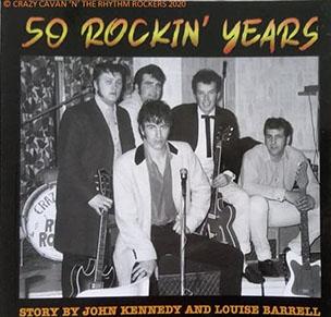 "50 Rockin Years ""1970-2020 The 50th Anniversary 3CD Boxset -74221"