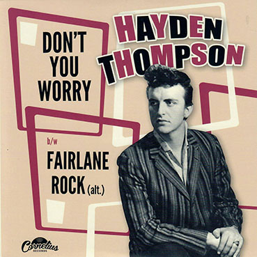 Don`t You Worry / Fairlane Rock (alt. take)-0