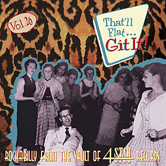 That`ll Flat Git It Vol 26 - Rockabilly From The Vault Of Four Star Records-0