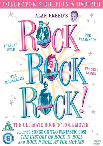 Rock! Rock! Rock! (1956) DVD+ 2CD-0