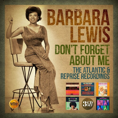 Don't Forget About Me: Atlantic & Reprise Recordings (3CD Box)-0
