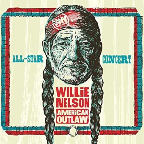 American Outlaw - All Star Concert (2CD+DVD)-0