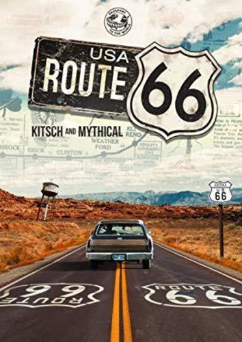 Route 66: Kitsch And Mythical-0