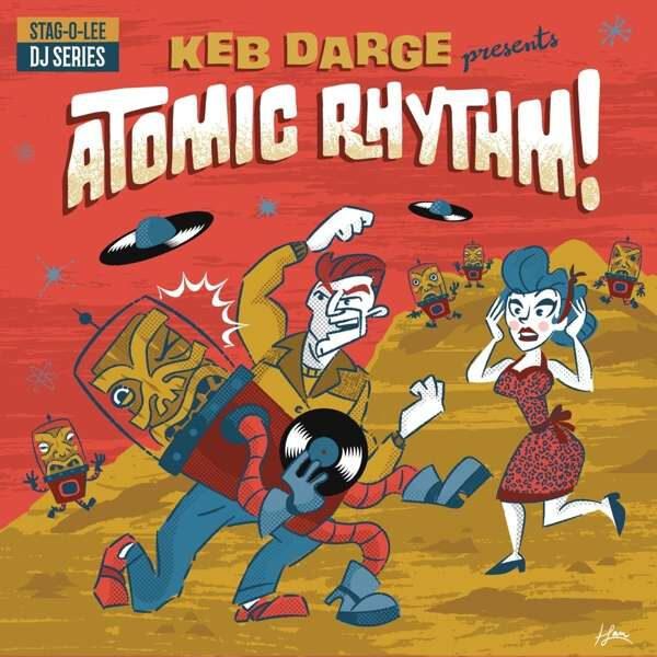 Keb Darge Presents Atomic Rhythm! Stag-O-Lee DJ Set Vol. 5 (2LP)-0