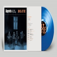 Blue (Ltd, 300 copies only, blue vinyl)-74190