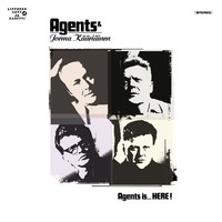 Agents Is...Here! (Ltd,300 copies only)-0