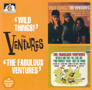 Wild Things! / The Fabulous Ventures-0