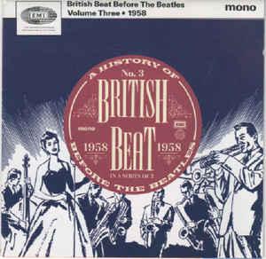 British Beat Before The Beatles Volume Three 1958-0