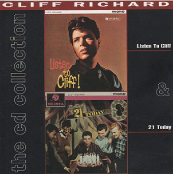 The CD Collection 2 - Listen To Cliff & 21 Today (2CD)-0