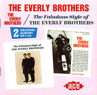 The Everly Brothers / The Fabulous Style Of The Everly Brothers-0