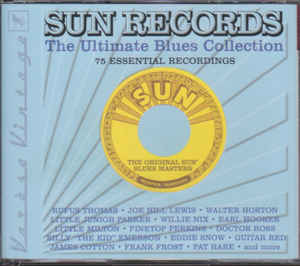 Sun Records (The Ultimate Blues Collection) 3CD-0