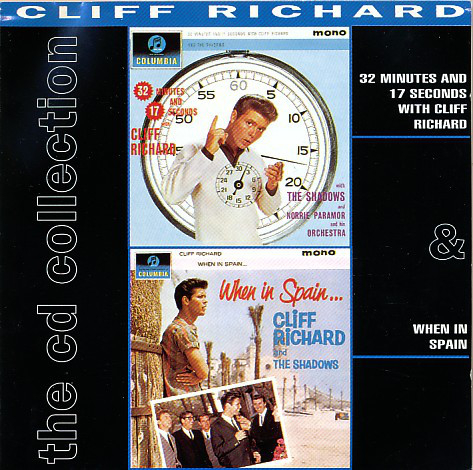 The CD Collection 3 - 32 Minutes And 17 Seconds & When In Spain (2CD)-0