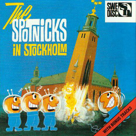 The Spotnicks In Stockholm (With Bonus Tracks)-0