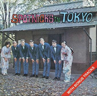 Spotnicks In Tokyo (With Bonus Tracks)-0