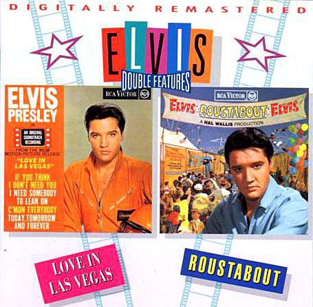 Love In Las Vegas / Roustabout-0