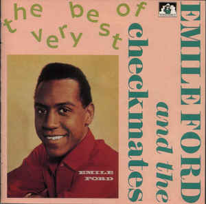 The Very Best Of Emile Ford & The Checkmates-0