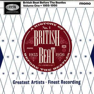 British Beat Before The Beatles Volume One 1955-1956-0