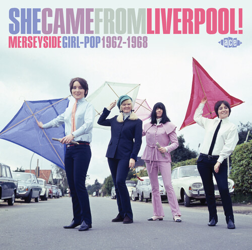 She Came From Liverpool! Merseyside Girl Pop 1962-1968-0
